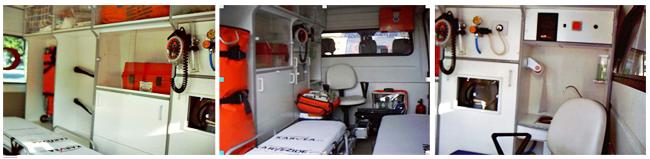 Sipariş Ambulans hizmetleri