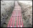Sipariş Orta gerilim yer altı kablosu montajları