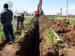 Sipariş Kanalizasyon tesisleri
