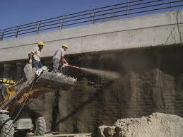 Sipariş Püskürtme beton işleri