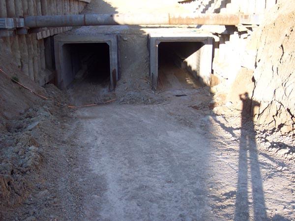 Sipariş Tünel