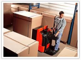 Sipariş Depolama işleri