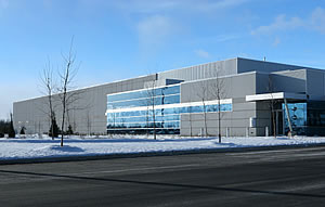 Sipariş Fabrika inşaat faaliyetleri