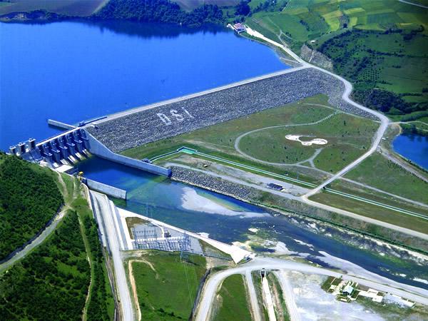 Sipariş Baraj yapımı servisleri