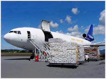 航空货物运输服务