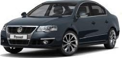 Sipariş Volkswagen Passat