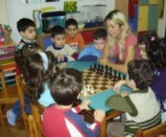 Çocuk eğitimi ve öğretimi üzerinde danışmanlık