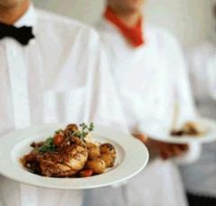 Yemek hizmetleri