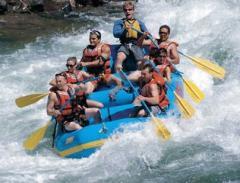Amatör Turizm Hizmetleri / Rafting Sporu