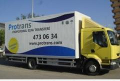 Profesyonel Taşımacılık ve Depolama Hizmetleri