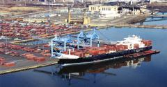 Ernak deniz yolu  taşımacılığında  liman hizmetleri