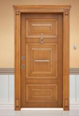 Panel kapı montajı