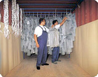 Askılı tekstil nakliyatı hizmetleri