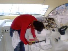 Gemi Temizliği