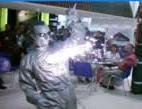 Teknoloji ile Uyumlu Robot Dansı
