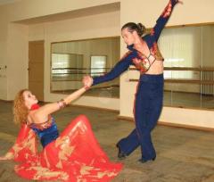 Latin ve Tango dersleri