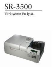 SR-3500 Optik Kart okuyucu Tamır Servis.