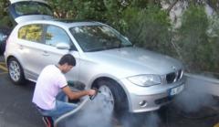 Lavado de automóviles
