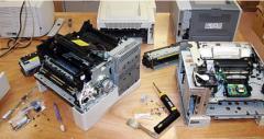 Bilgisayarlar için jet printerler teknik servisi