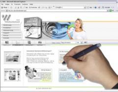 Web site grafik tasarımı
