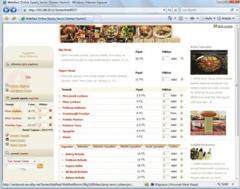 Restaurant Programı, SentezWeb REST, Kendi Web Sayfanızda Menü, Promosyon Ve Kampanyalarınızı Duyurabilirsiniz.