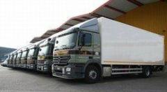 İthalat-ihracat komple-parsiyel taşımacılık