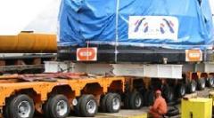Multi modal (kombine) taşımacılık