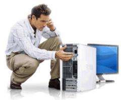 Profesyonel Bilgisayar Modernleştirme, Teknik bakım,Kurma