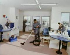 Genel Temizlik Hizmeti