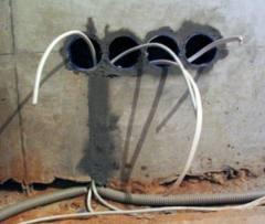 Elektrik tesisat uygulamaları
