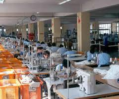 Ereğli entegre tekstil fabrikası