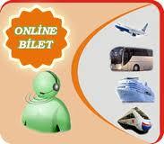 Online Uçak Oobüs Tren Bileti