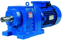 MRA (monobloc body with flange) TYPE REDUCERS