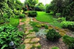 Bahçe projelendirmesi