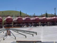 LPG ve FUEL OIL stock plant design & consulting