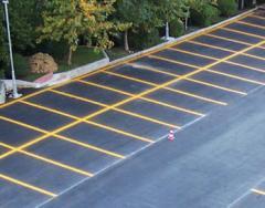 Otopark ve yol çizgileri uygulaması