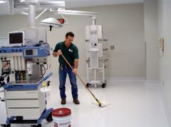 Spor salonu temizlik hizmetleri