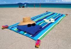 Baskılı Plaj havlusu