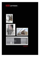 Folding Hangar Door