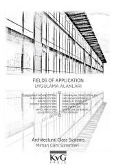 Transparan (planer) cephe, korkuluk ve saçaklarda kullanılan tüm ürünlerin üretimini ve projelendirmesi