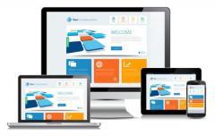 Design E-Commerce Web Site