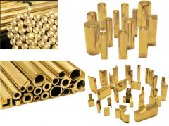 Brass Production
