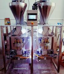 Yeni - İkili (Cift) Dikey Paketleme Makinasi