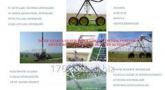DCS Endüstriyel ve tarımsal Otomasyon Kontrol sistemleri