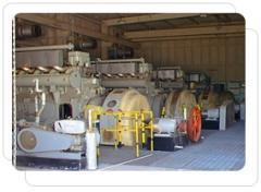Elektirk santralinin devreye alınması
