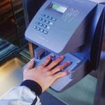 Biometrik okuyucu sistemleri
