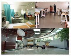 Hastane temizliği (dezenfekte)