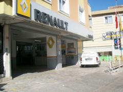 Özel Renault servisi