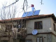 Güneş sistem montajı