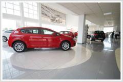Seat otomobil satışı